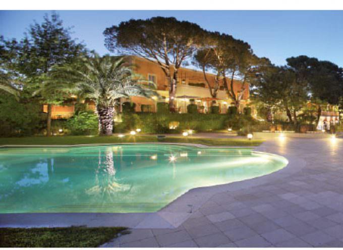 Relais Villa San Martino, A cena con gli Autori