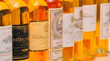Vino choc, niente annata 2012 per il Sauternes