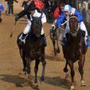 Il Palio di Buti: cavalli, carrozze e trippa