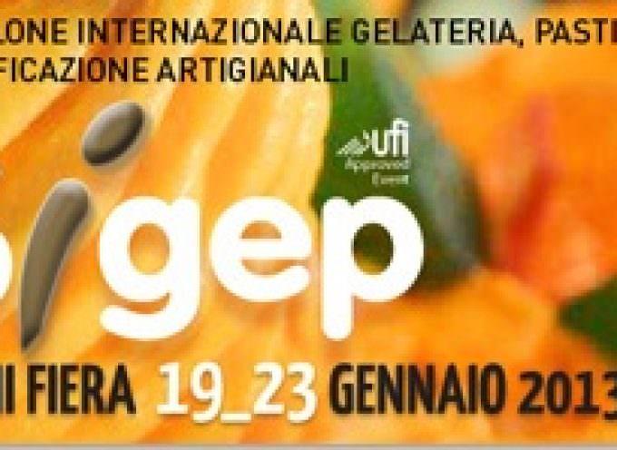 Non solo gelato, Rimini si prepara a Sigep 2013