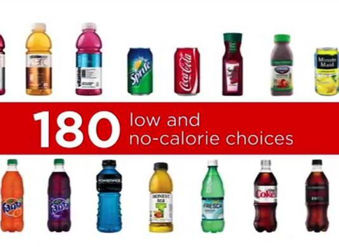 USA, al via campagna Coca-Cola contro l'obesità