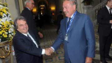 Renato Brunetta – Incontro a Roma con il presidente di Assoedilizia e di Federlombarda