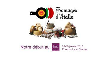 Fromages d'Italie: la mozzarella di Bufala campana DOP va in Francia