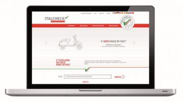 E' arrivata ITALcheck, la nuova Smart Utility che tutela il Made in Italy
