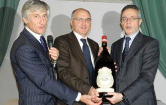 Coop Sole di Caserta riceve il Premio Ortofrutta d'Italia 2013