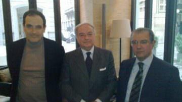 Massimo Mucchetti e Franco Mirabelli incontrano il presidente di Assoedilizia Achille Colombo Clerici