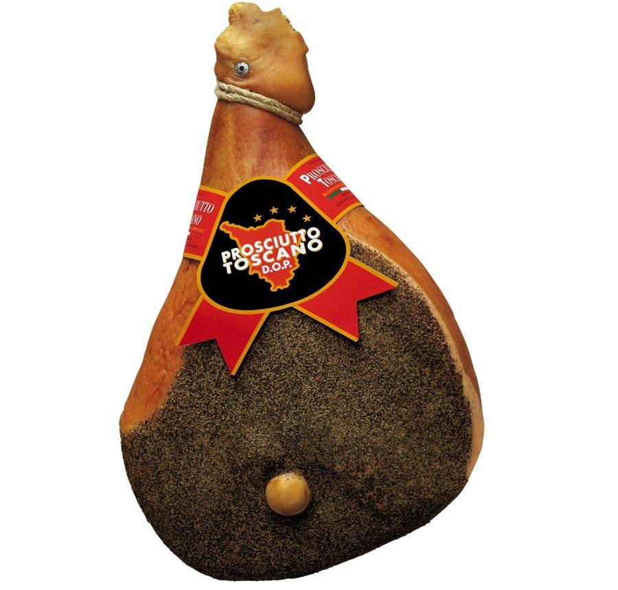 Prosciutto Toscano: Bilancio positivo per il 2012