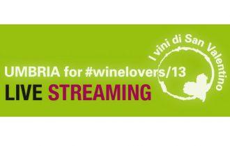 Terni: 1^ edizione di UMBRIA for #winelovers