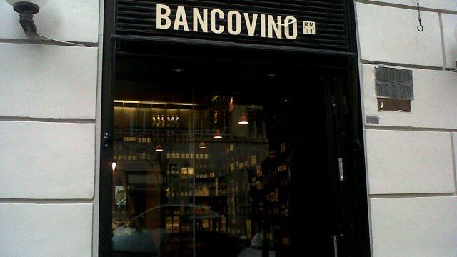 Wine bar, ristorante e cultura. A Roma apre Bancovino