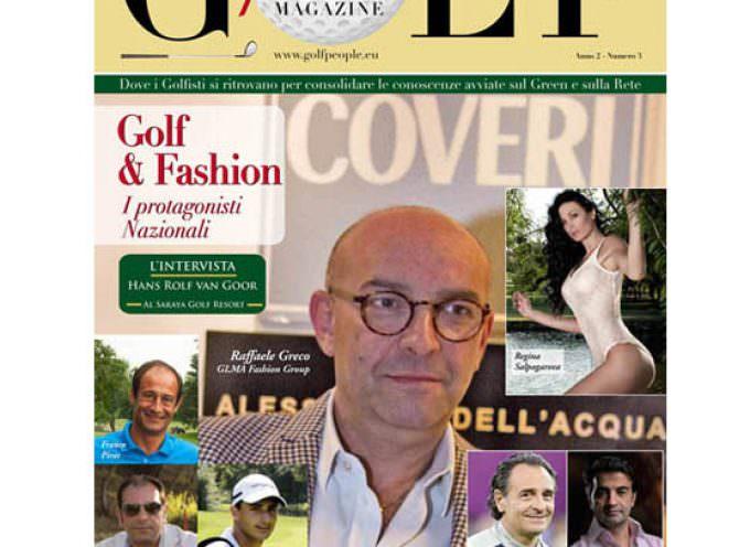 Golf People Club Magazine media partner ufficiale al Blue Jacket Uruguay Tour