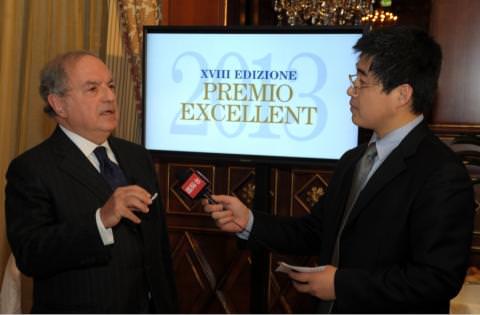 Cesare Zhang, Direttore CRI China Radiotv International, intervista Achille Colombo Clerici presidente Istituto Europa Asia