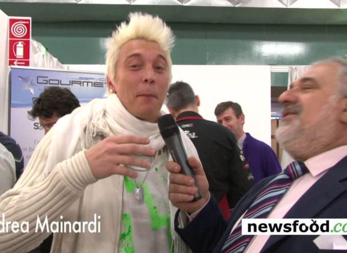 Andrea Mainardi da Brescia, Tavolo Unico: Chef, imprenditore, consulente… E' Straordinario (video)