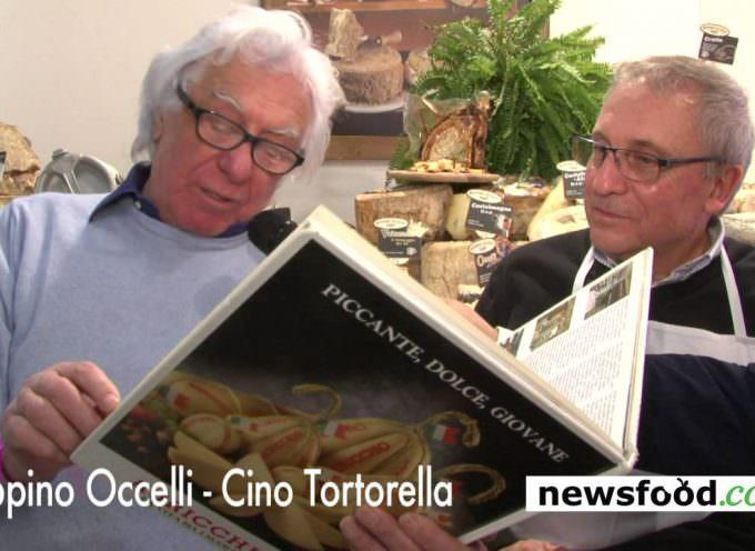 Beppino Occelli e Cino Tortorella: Amarcord a Identità Golose 2013 (Video)