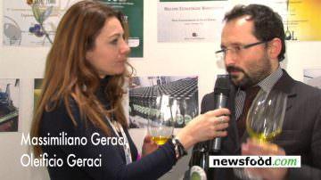 Frantoio Geraci, olio extravergine Monocultivar Nocellara del Belice: Massimiliano Geraci (Video)