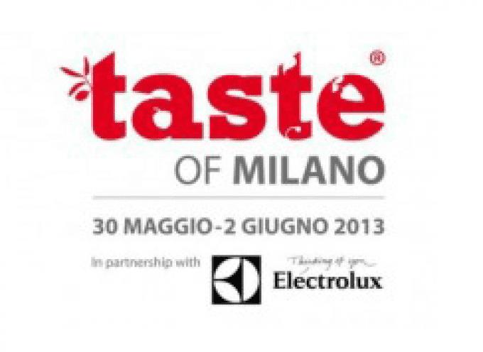 """Torna """"Taste of Milano 2013"""""""