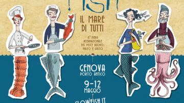 A Genova torna Slow Fish, organizzato da Slow Food e Regione Liguria