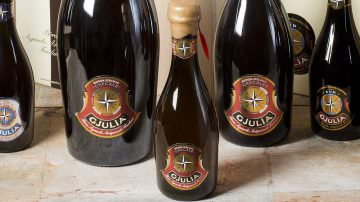 Birra Gjulia, l'agricola che nasce in Friuli