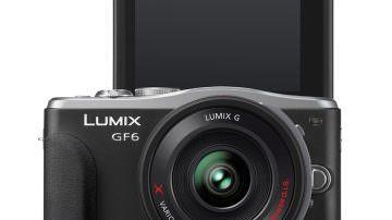 LUMIX GF6 Panasonic: fotocamera Mirrorless, con connettività Wi-Fi