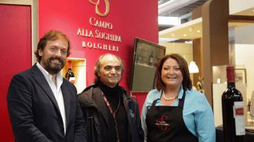 Vinitaly: La vincitrice di Masterchef protagonista nello stand di Campo alla Sughera