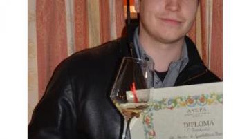 Luca Framarin è il nuovo presidente della Strada del Recioto e vini Gambellara DOC