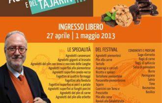 Festival dell'Agnolotto a Biella Fiere fino a domenica 4 maggio