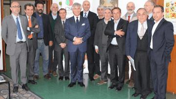 Paolo Bruni riconfermato presidente del CSO
