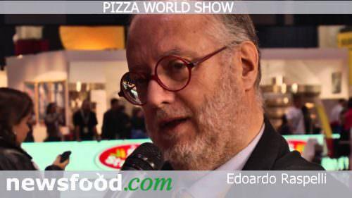 Pizza World Show 2013: Edoardo Raspelli ha perso 34 chili ma ama sempre la Pizza