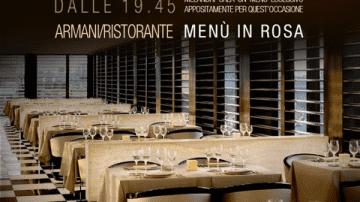 Milano: I vini Costaripa protagonisti all'Armani Ristorante