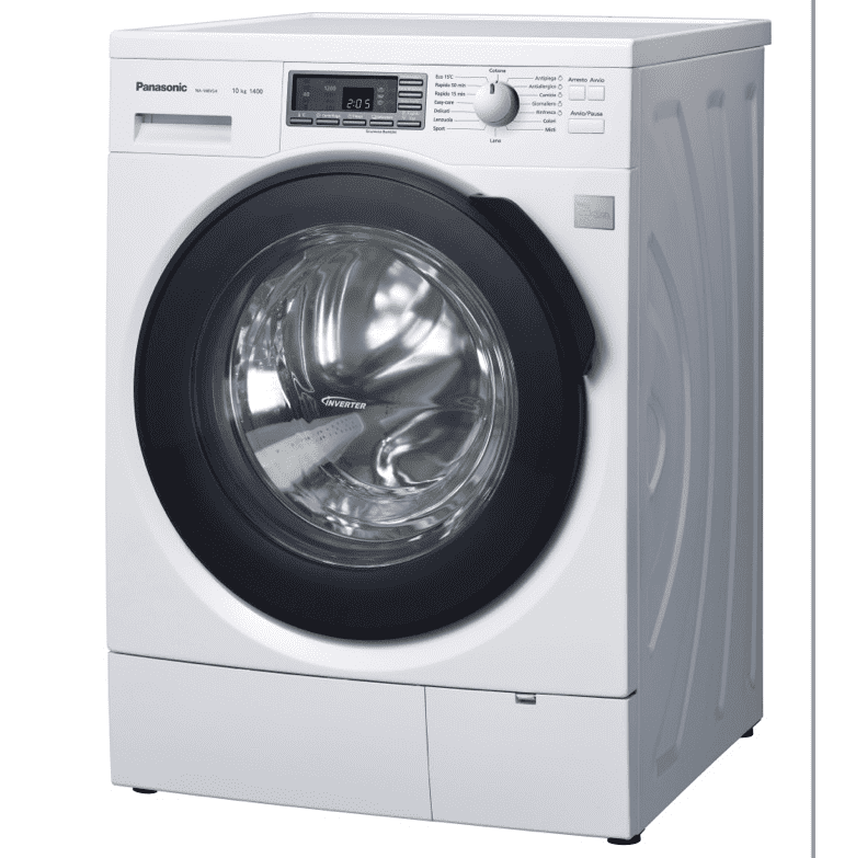 Panasonic presenta le nuove asciugatrici e lavatrici a vapore