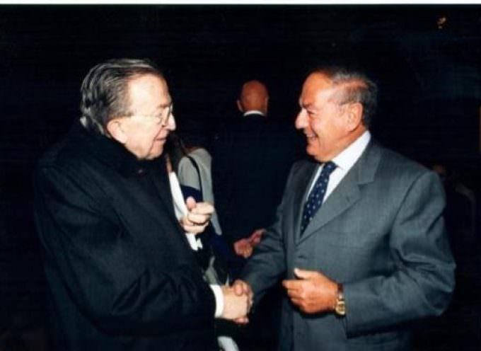 Giulio Andreotti – Cordoglio dell'Istituto Europa Asia per la scomparsa dello Statista