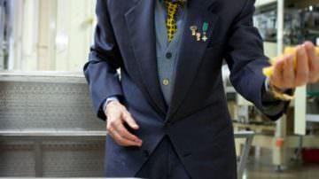 Attilio Mastromauro, Presidente Pastificio Granoro, compie 100 anni
