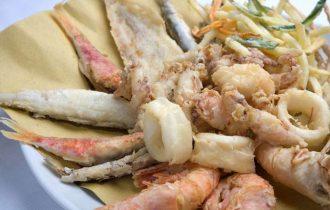 Slow Fish 2013: Osteria del Gran fritto in tournee a Genova…imperdibile!!