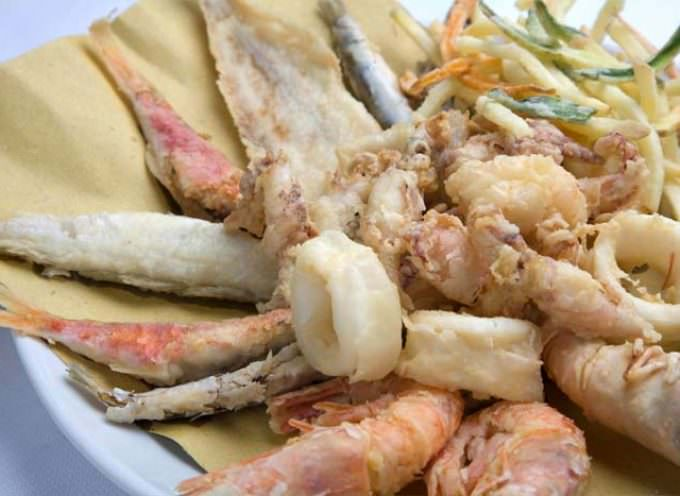 Slow Fish 2013: Osteria del Gran fritto in tournee a Genova…imperdibile!!