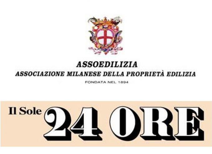 Nuova riforma del condominio: Forum in streaming con Il Sole 24 Ore da Roma