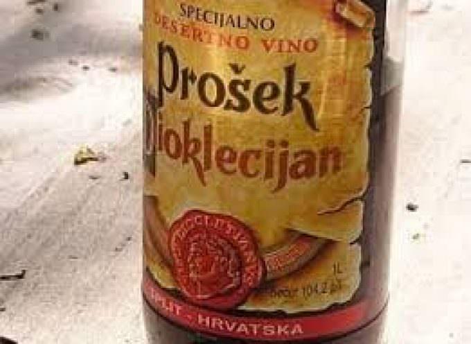 Croazia: Prosecco o Prosek?