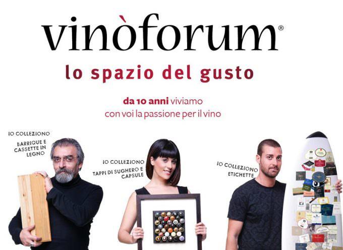 Decima Edizione di Vinoforum Roma 2013