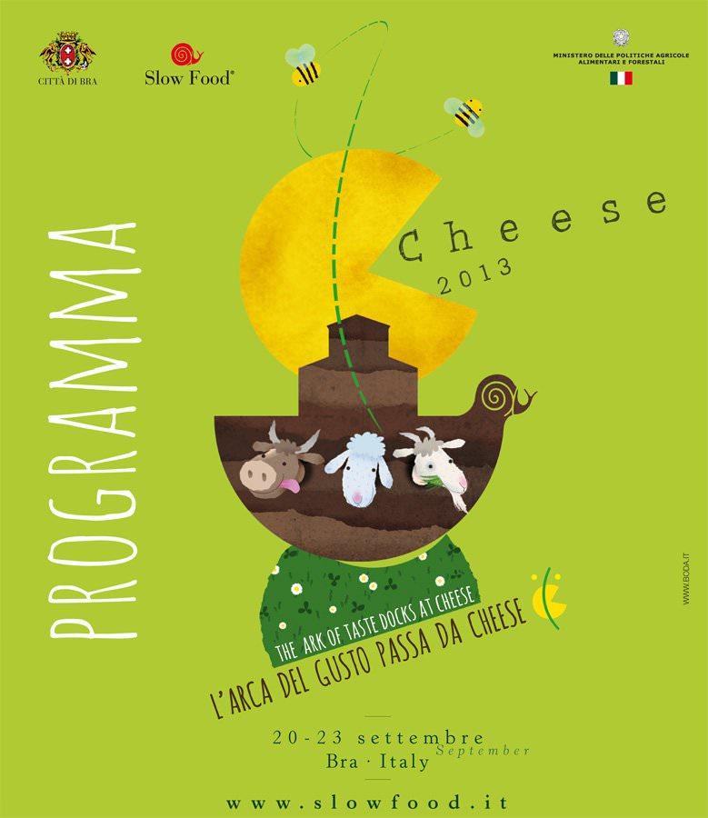 Sceso il sipario su Cheese 2013
