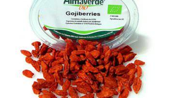 Almaverde Bio presenta una novità, il gojiberry