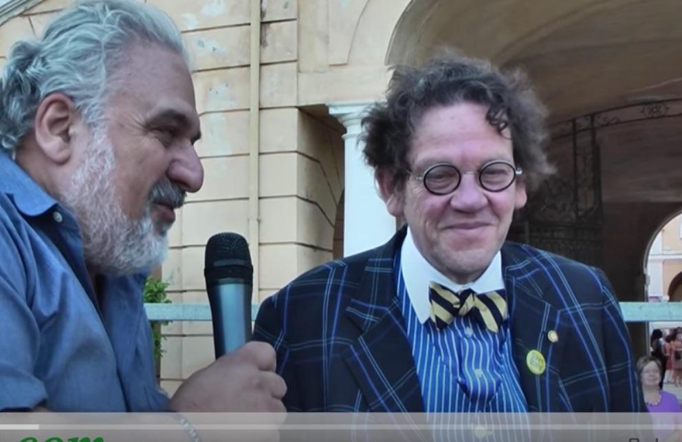 Philippe Daverio ad Alma Viva 2013 (intervista video)