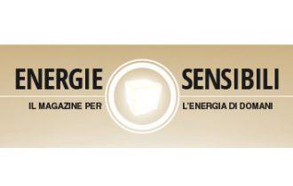 Energie Sensibili, il magazine per l'energia di domani