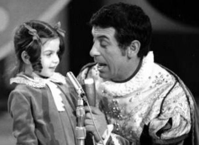 Cino Tortorella, il Mago Zurlì, in camping tra i bambini a Cesenatico