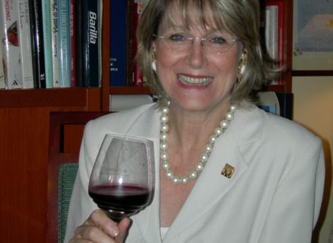 Marzia Morganti Tempestini, PR del Vino da 25 anni, in finale per il Premio Who's Who in Wine