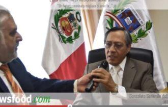 Anche l'Oltrepo Pavese interessato alla Quinoa: il Console del Perù incontra il sindaco di Canneto