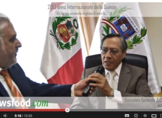 """Pisco e Quinoa, al Consolato Peruviano: """"Las Damas del Pisco"""""""