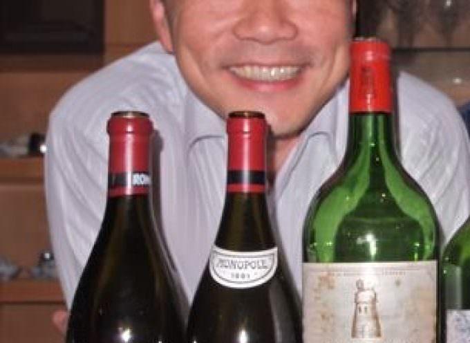 Vino italiano, promozione a Taiwan