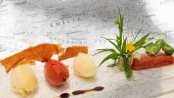 Il Gelato nel Piatto e le Cucine regionali all'Expo 2015 by Samsung