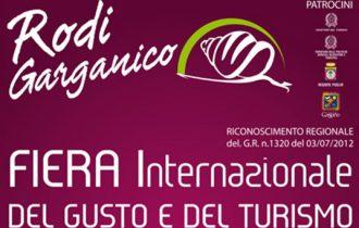 Al via la seconda edizione della Fiera Internazionale del Gusto e del Turismo di Rodi Garganico