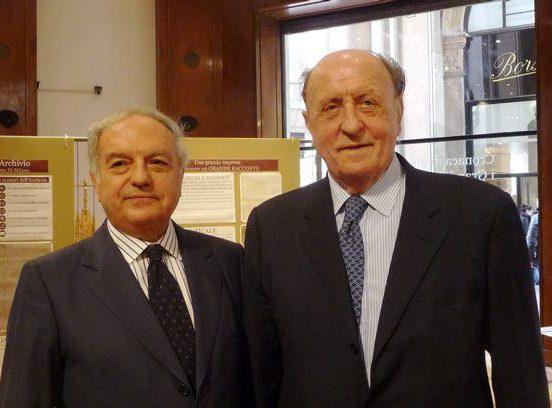 Amici di Milano: la scomparsa di Carlo Castellaneta