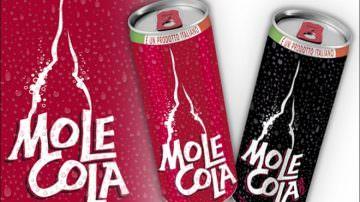 Mole Cola: la sfida alla Coca arriva da Torino