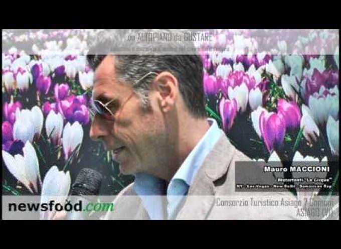 Luigi Cremona intervista Mauro Maccioni ad Asiago (video)